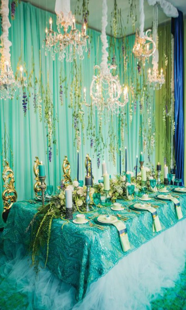 Under the Sea Wedding Theme Ideas