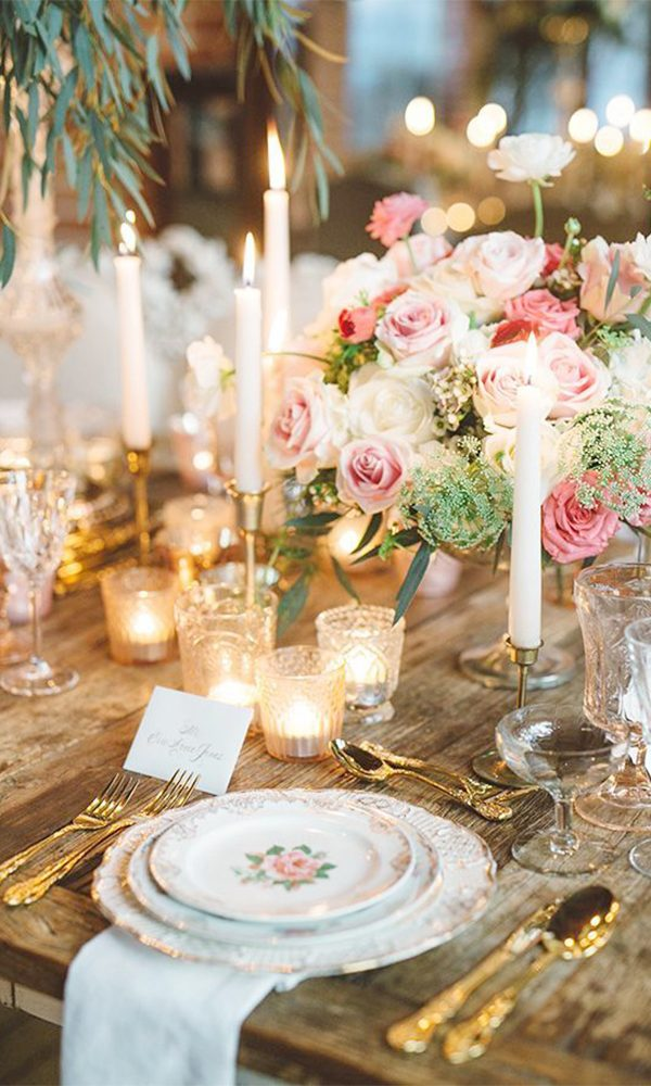 Rustic Glam Wedding Ideas You Can't Get Enough of