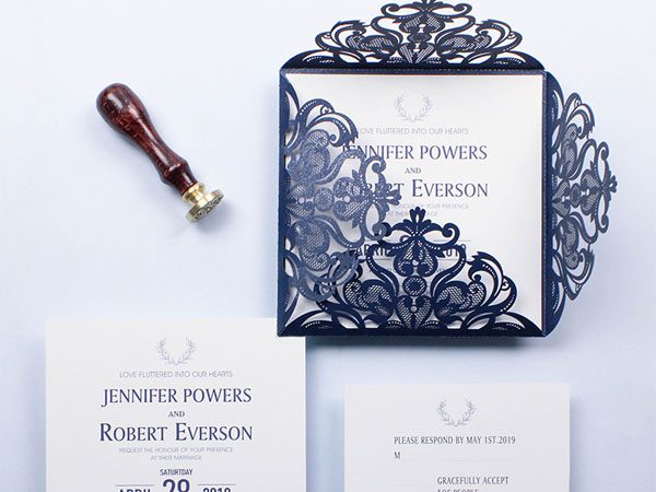 New Arrival Wedding Invites for All of You