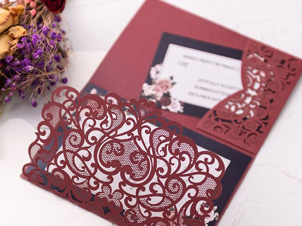 What Is the Best Design of the Wedding Invitation Card?