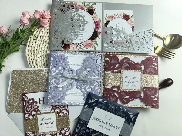 Various Wedding Invitations for You, Which One You Prefer?
