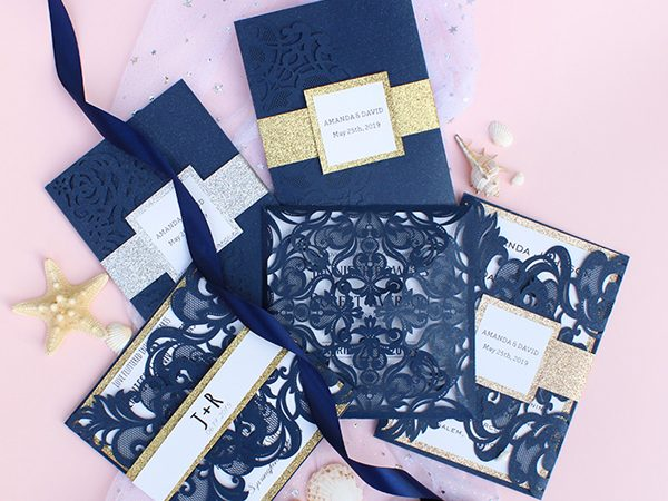 Navy Blue Wedding, An All-time Classic Wedding
