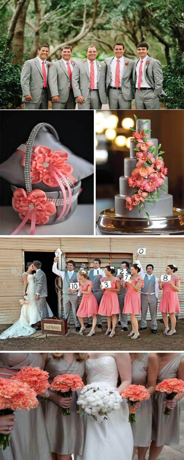 Living Coral The Trending Wedding Color In 2019 Pro