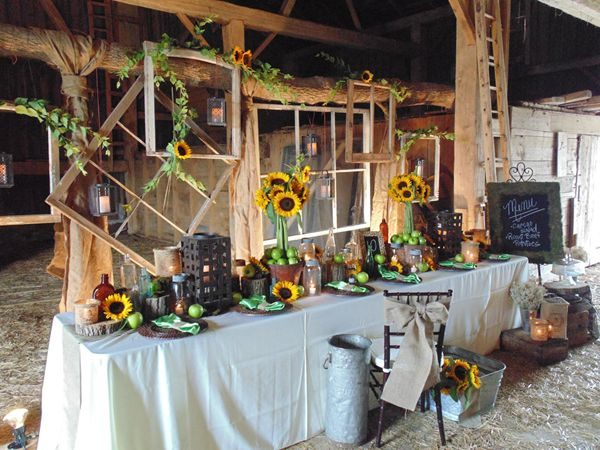 Are You Interested in Holding a Barn Wedding ?
