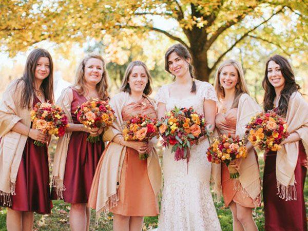 Why You Like Fall Wedding?