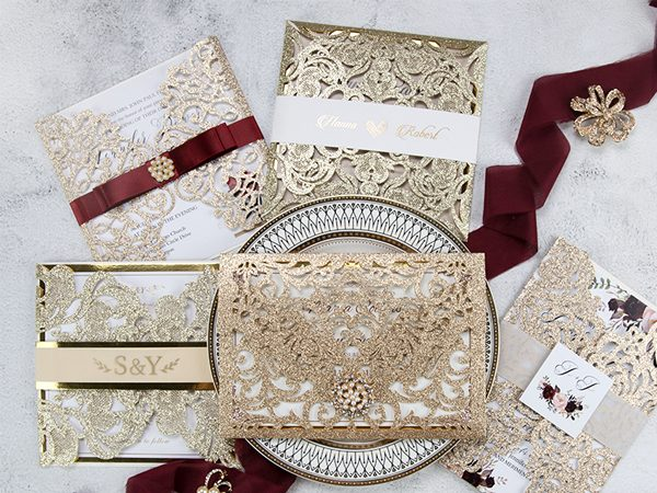 Do You Know the Types of Wedding Invitations?