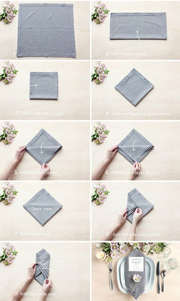 Ingenious DIY Wedding Ideas With Tutorials To Save You Budget