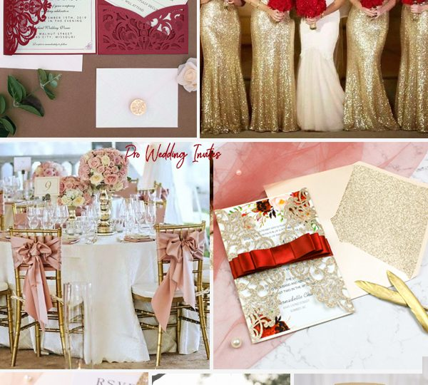 Wedding Color Ideas Summer: 8 Amazing Spring And Summer Wedding Colors For 2020