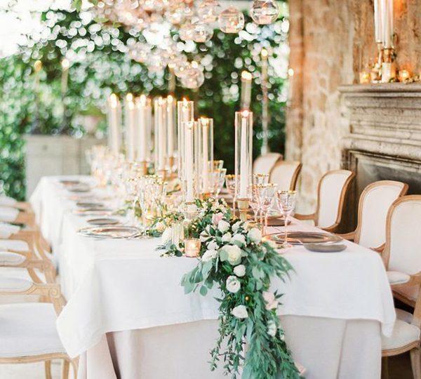 27 Gorgeous Greenery Garland Wedding Ideas For 2020