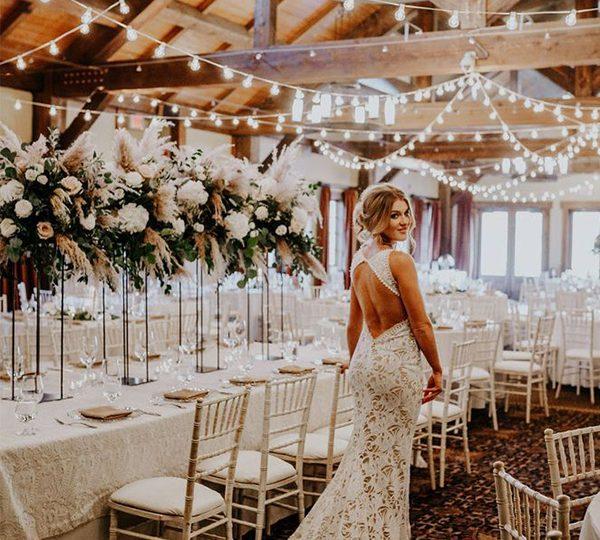 40 Elegant Rustic Wedding Ideas that You Can't Miss