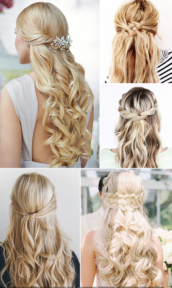 20 Stylish And Inviting Wedding Hairstyles For Long Hair