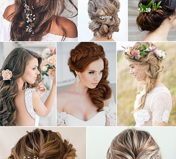 15 Most Elegant And Beautiful Wedding Hairstyles For 2020