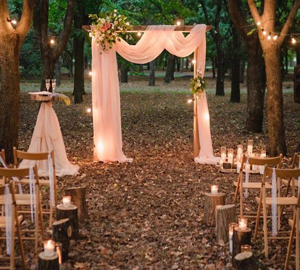 30+ Excellent Fall Wedding Ideas without Pumpkins