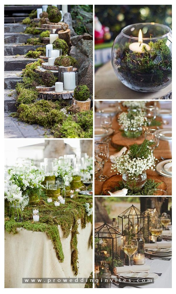 woodland Enchanted Forest Wedding Ideas For 2021 Brides