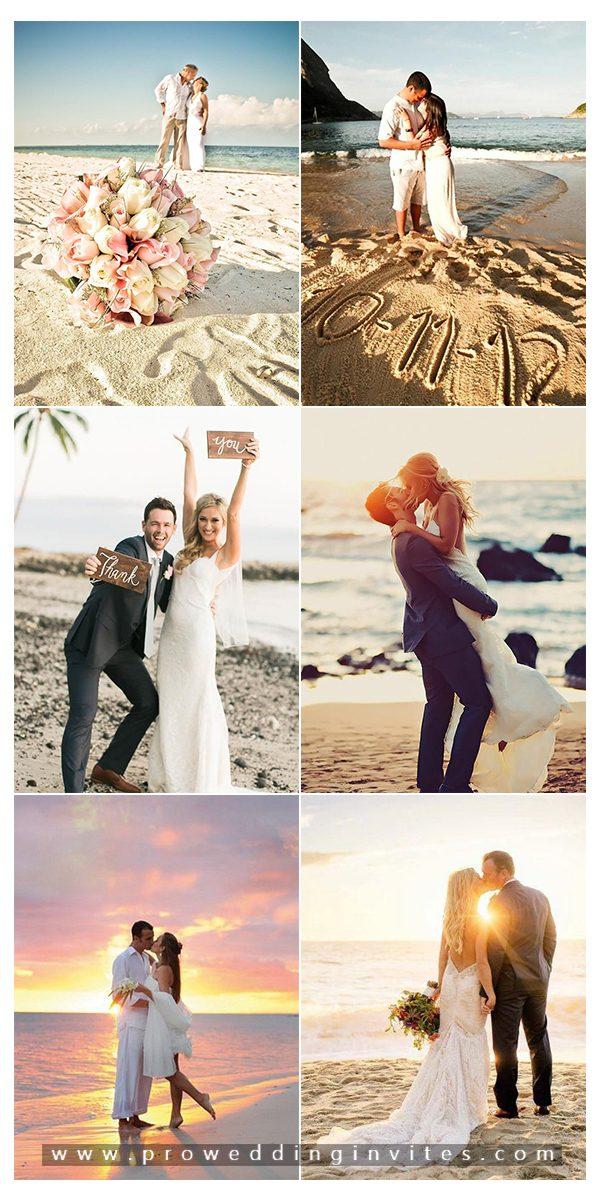 32 Freshing Beach Themed Wedding Ideas For 2020