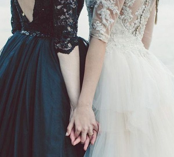 25 Gorgeous Same-sex Wedding Ideas For Gay Or Lesbian Couples