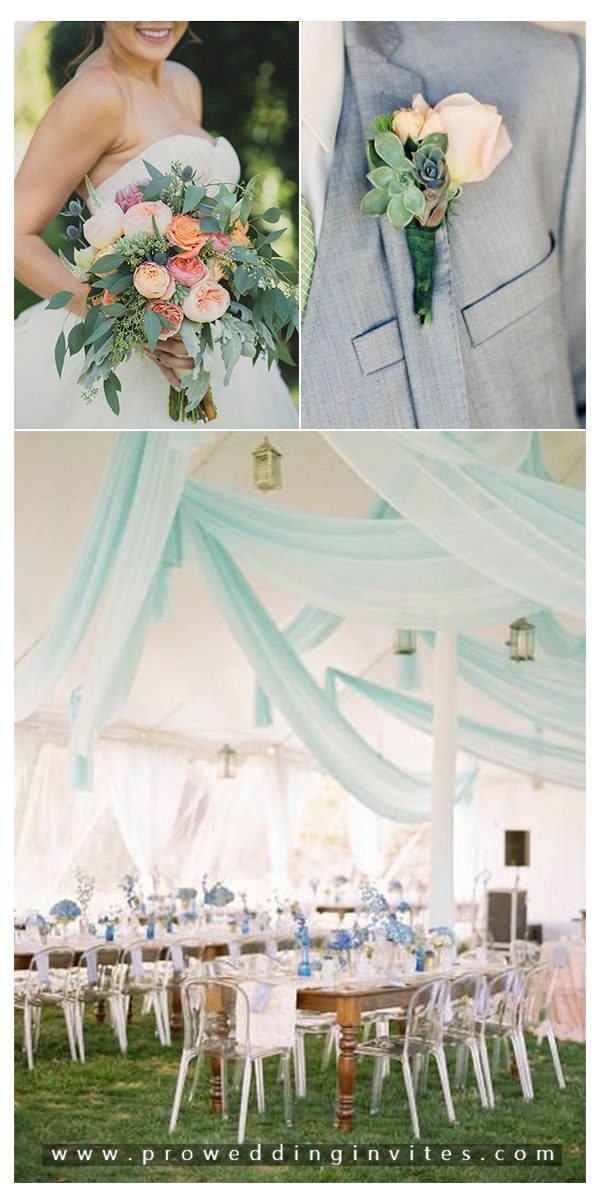 2020 Spring Wedding Color Trends Pink Themed Wedding