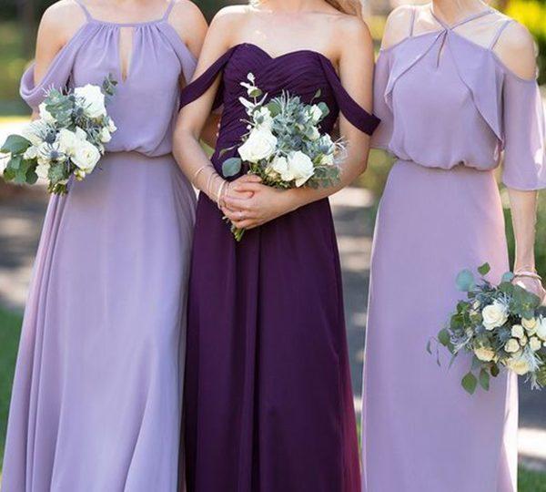 5 Popular Shades Of Purple Wedding Colors