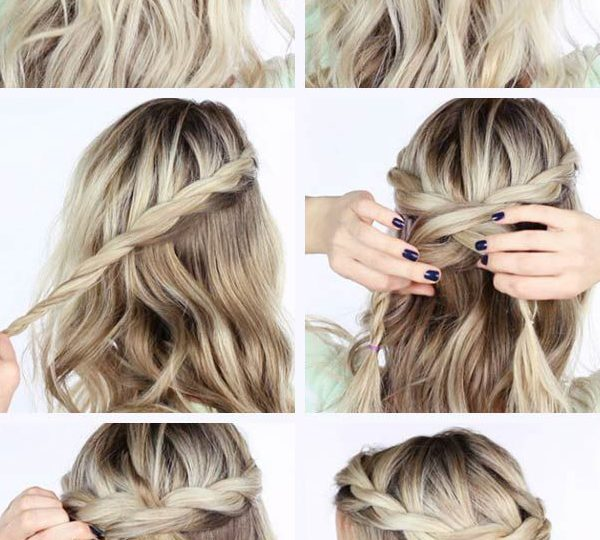 20 Diy Wedding Hairstyles With Tutorials To Inspire You