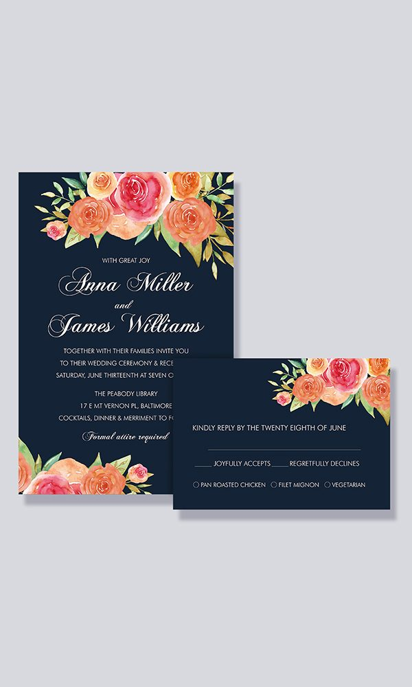 Wedding Invitation Etiquette that We Should Follow