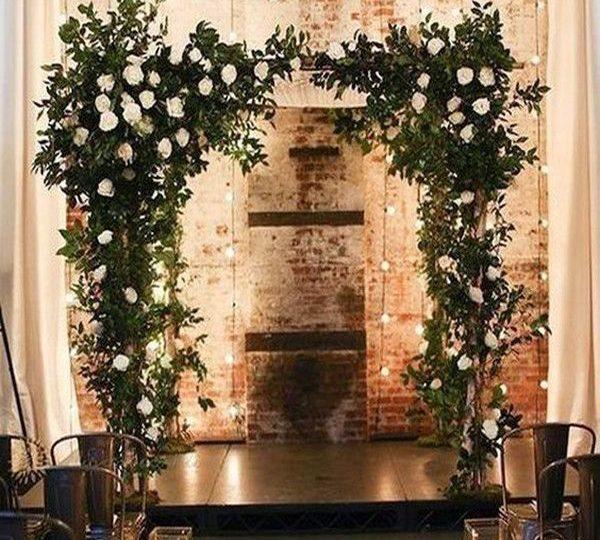20 Unique Backdrops For Your Wedding Ceremony Ideas