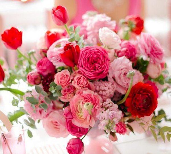 Unique Wedding Day Ideas: 20 Valentine's Day Inspired Unique Wedding Ideas And
