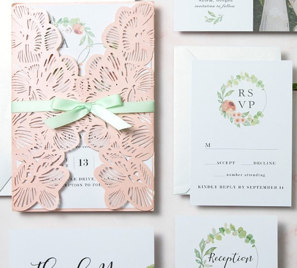 Inexpensive Wedding Invitation Ideas: Cheap Wedding Invitation Ideas By Doing It Yourself