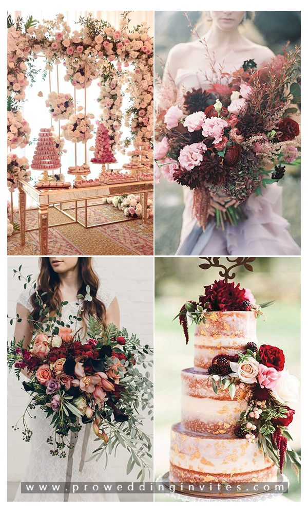 9 Wedding Color Trends That Will Be Hot in 2020