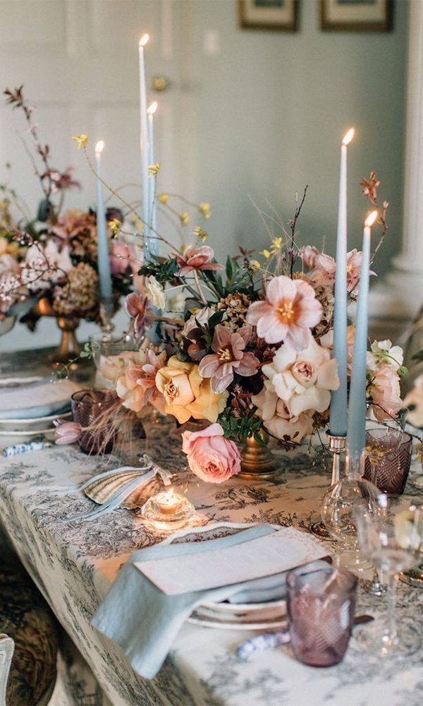 10 Perfect Wedding Color Combination Ideas to Love
