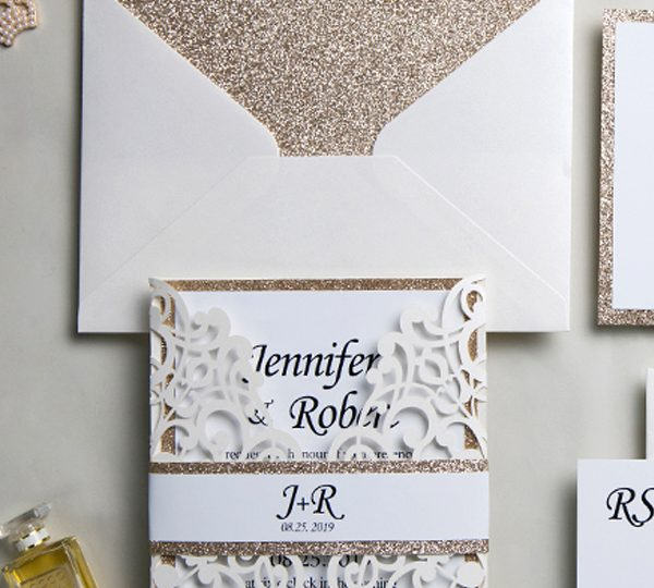Stunning Modern Wedding Invitations for Your Big Day