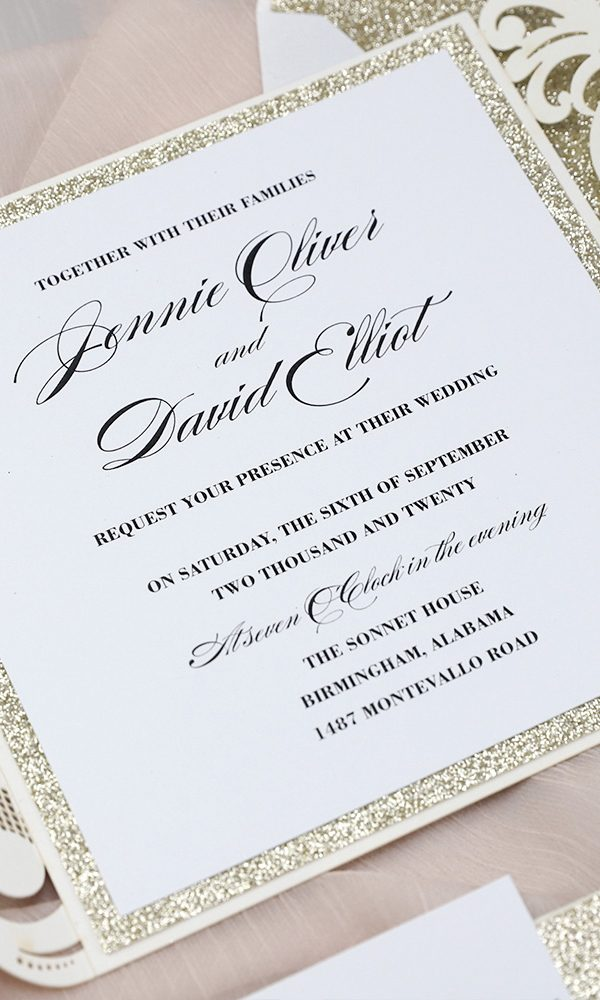 The Basic Rules for Your Wedding Invitation Wording