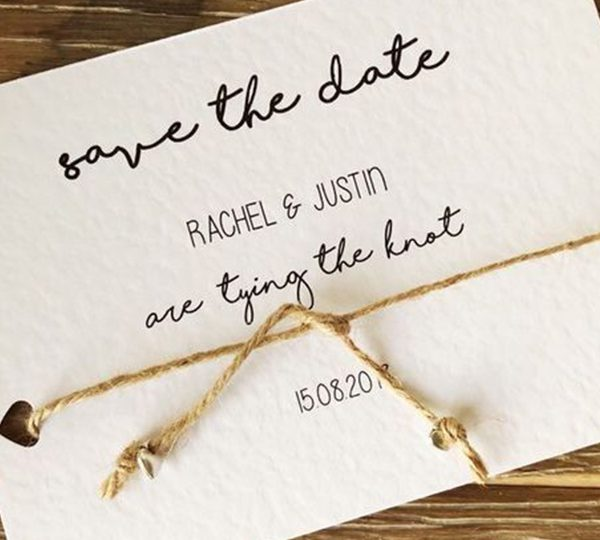 Wedding Invitation Etiquette:When To Send Save The Dates
