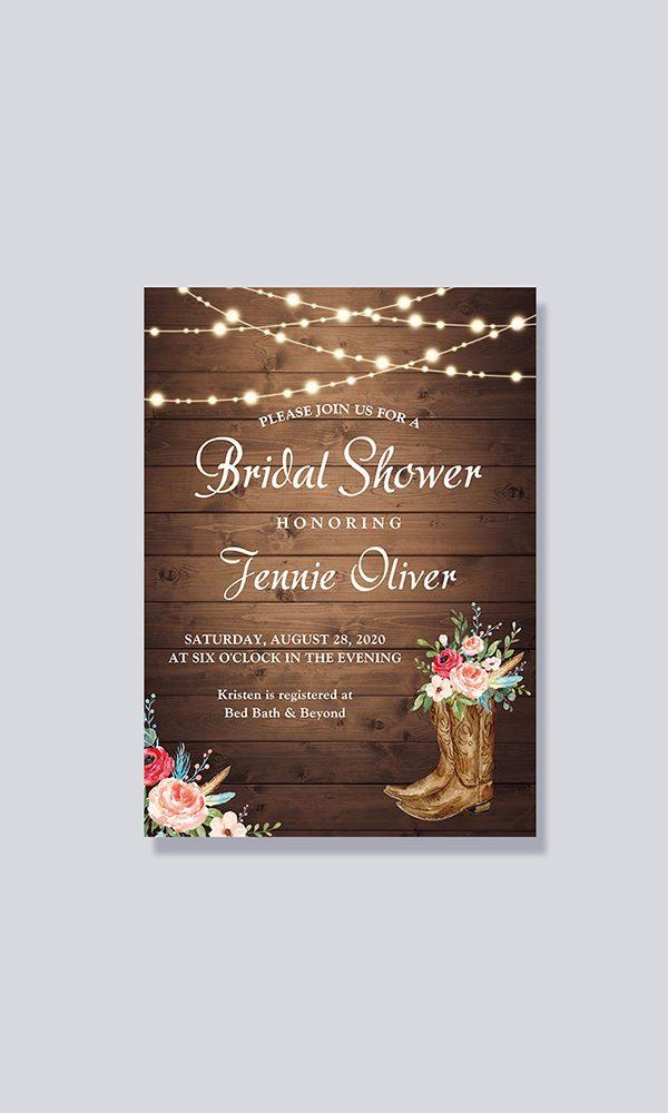 Indispensable Checklist for Bridal Shower Invitation Wording