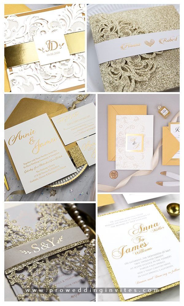 4 Reasons for You to Love Trifold Wedding Invitations