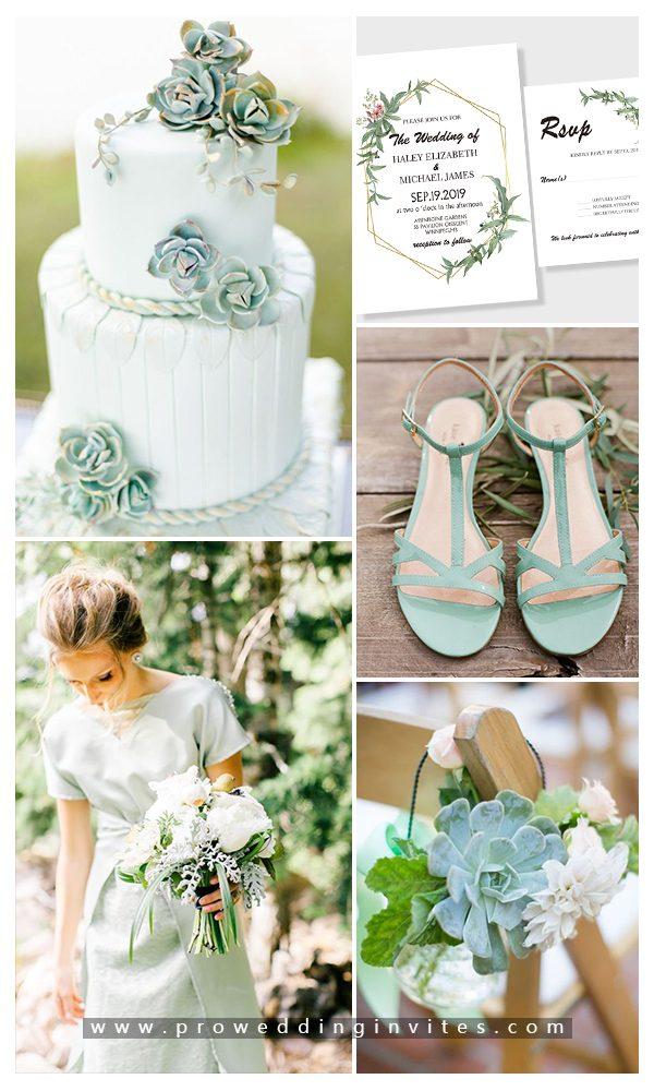 8 Best Garden Themed Wedding Invitation Cards