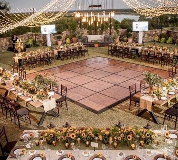 Venue Decorations: 5 Perfect Outdoor Wedding Venue Ideas For Your Big Day