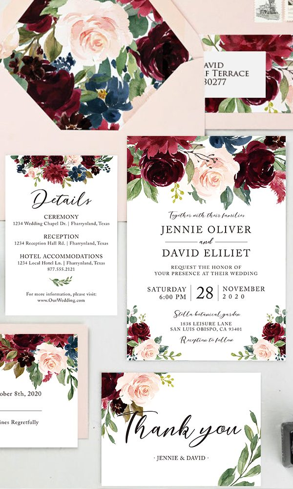 Invitation Etiquette You Need to Keep in Mind
