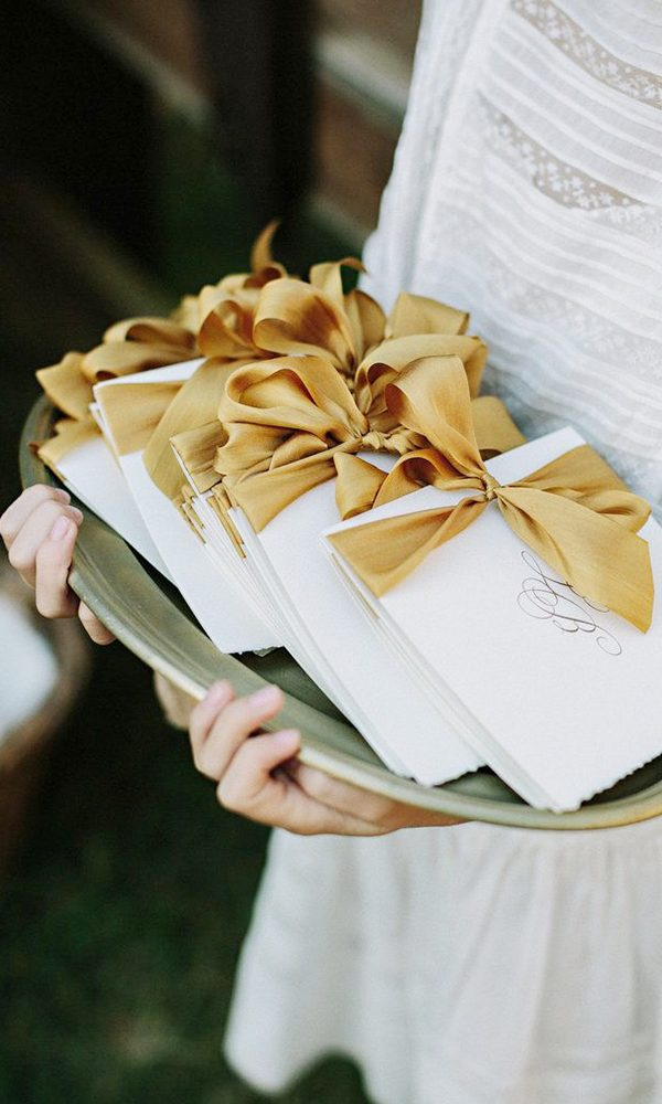 Wedding Invitation Regrets that You Wanna Avoid