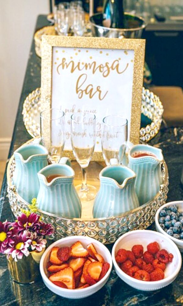 Unique Wedding Reception Bar Ideas to Entertain Your Guests