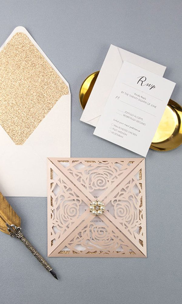 Add a Personal Touch to Your Invitations