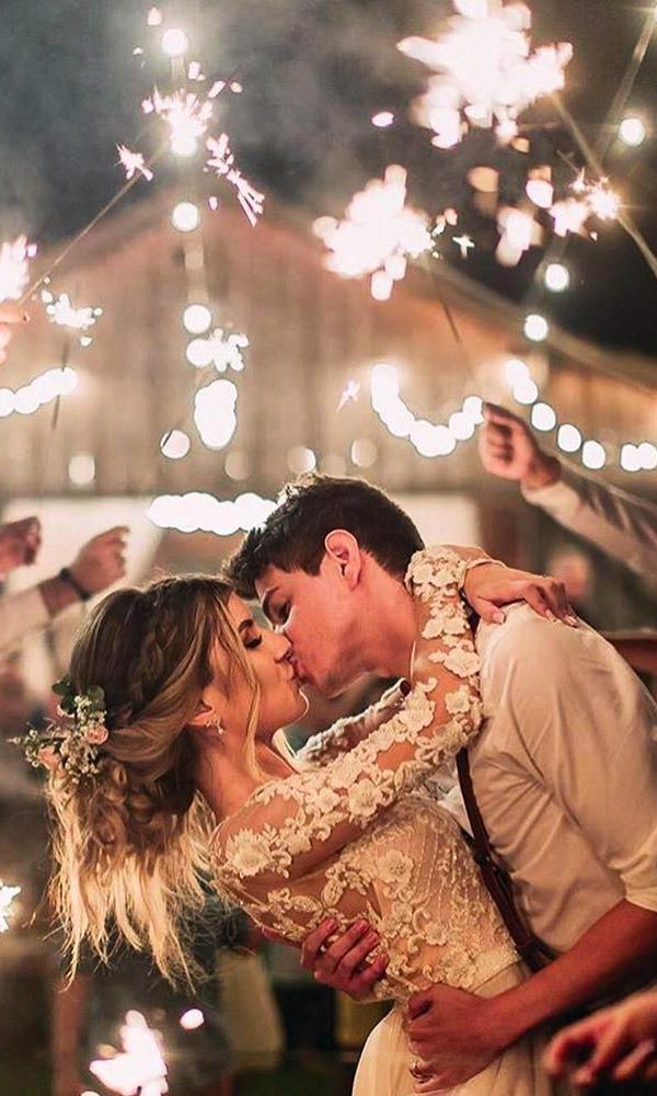 Great Ideas to Make Your Evening Wedding Enchanting