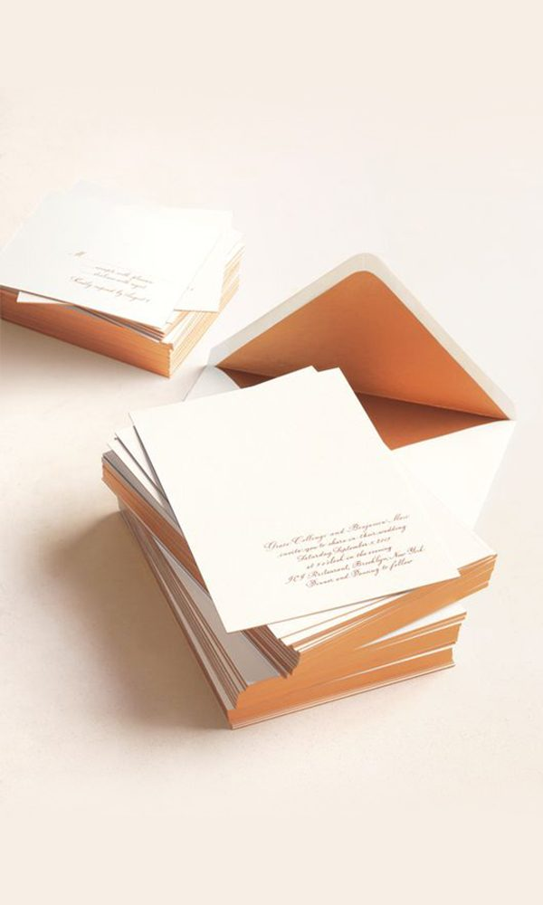 The Dos and Don'ts about Wedding Invitation