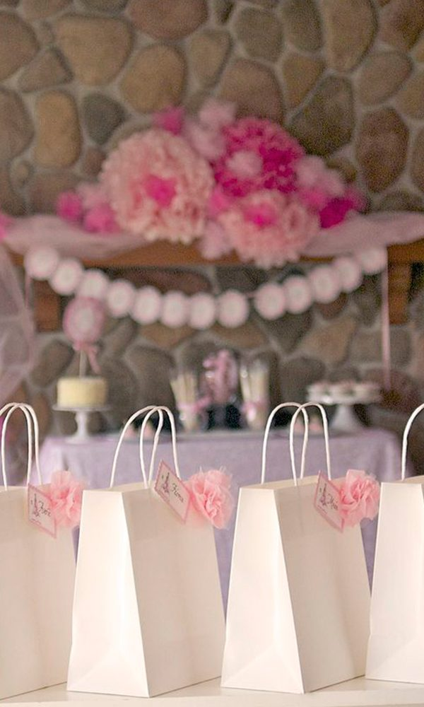 Foil-Stamped Favor Bags You Wanna Get