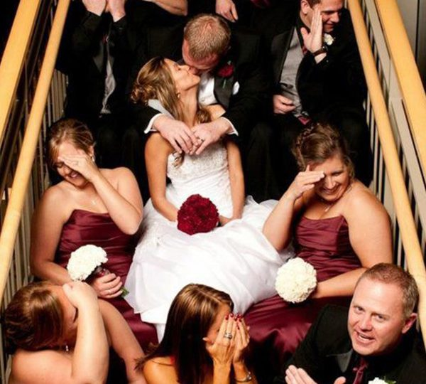 Great Ideas To Make Your Wedding Funny and Impressive