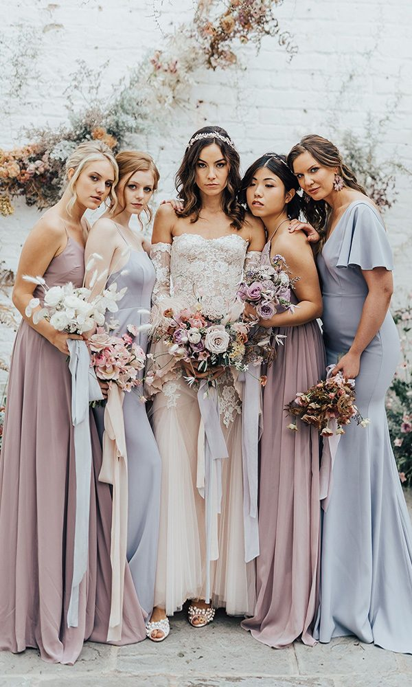 10 Popular Bridesmaid Dresses Styles for 2020 Weddings
