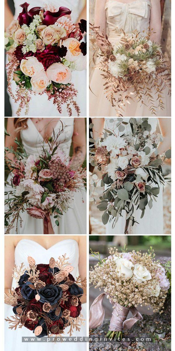 2021 Wedding Trends Metallic Rose Gold Wedding Ideas