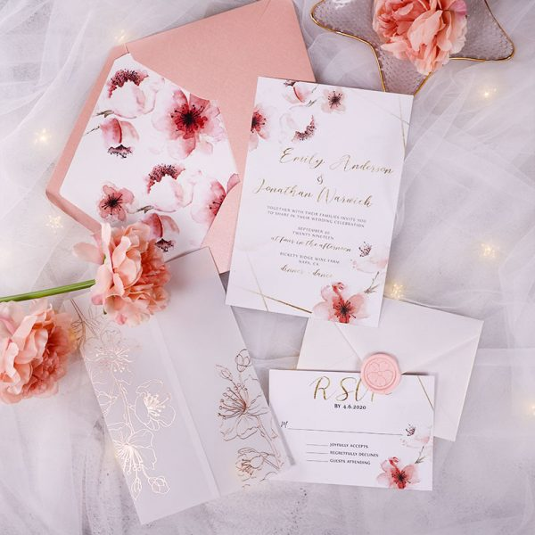 Top 10 Wedding Invitation Trends In 2021 That You Can't Miss