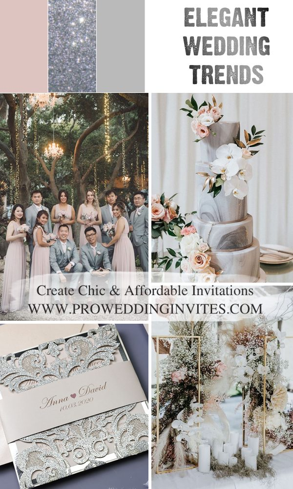 Four Simple and Popular Elegant Wedding Trends for 2021 Brides