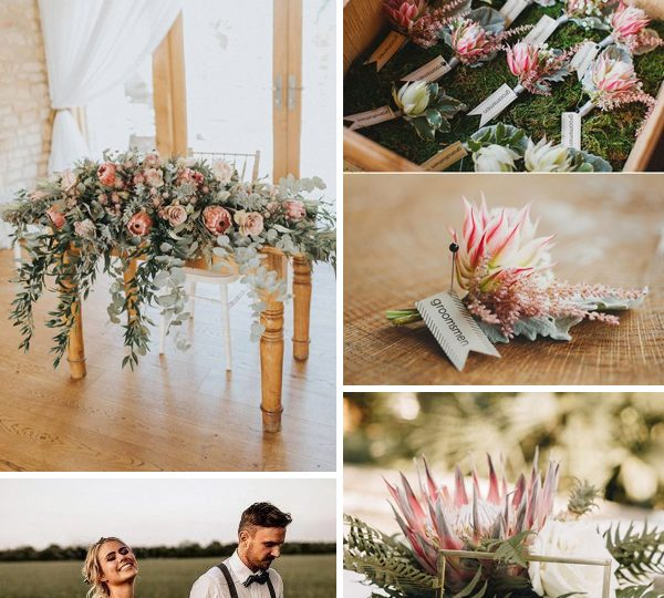 Top 10 Hottest Wedding Color Palette Trends and Matching Invitations For 2021