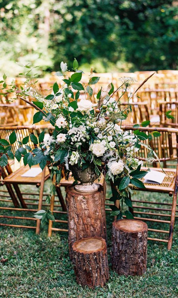 Inspirational Woodland Enchanted Forest Wedding Ideas For 2021 Brides